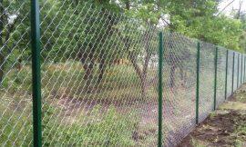сетка рабица забор недорого фотография